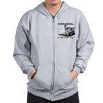 mx5unleashed Zip Hoodie