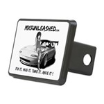 mx5unleashed Rectangular Hitch Cover