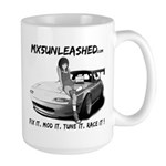 mx5unleashed Large Mug