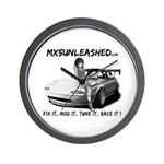 mx5unleashed Wall Clock
