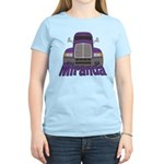 Trucker Miranda Women's Light T-Shirt