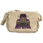 Trucker Miranda Messenger Bag