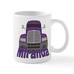 Trucker Miranda Mug