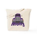 Trucker Molly Tote Bag