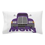 Trucker Molly Pillow Case