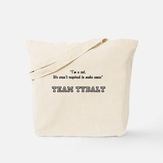 im a cat - tybalt Tote Bag