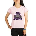 Trucker Monica Performance Dry T-Shirt