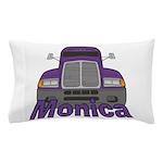 Trucker Monica Pillow Case