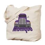 Trucker Monique Tote Bag