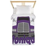 Trucker Monique Twin Duvet
