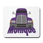 Trucker Monique Mousepad