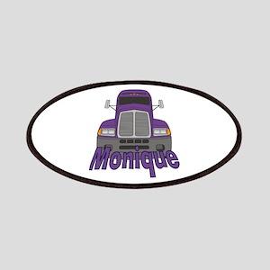 Trucker Monique Patches