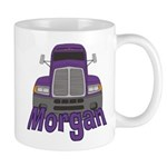 Trucker Morgan Mug