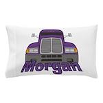 Trucker Morgan Pillow Case