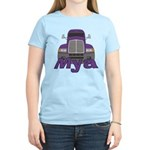 Trucker Mya Women's Light T-Shirt