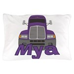 Trucker Mya Pillow Case
