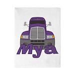 Trucker Mya Twin Duvet