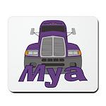 Trucker Mya Mousepad
