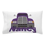 Trucker Nancy Pillow Case