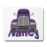 Trucker Nancy Mousepad
