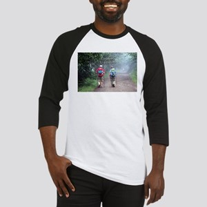 I walked El Camino, Spain, walkers Baseball Jersey