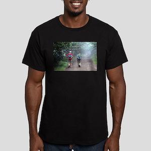 I walked El Camino, Spain, walkers 3 T-Shirt