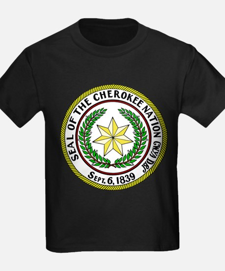 Great Seal of the Cherokee Nation T