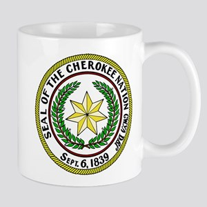 Great Seal of the Cherokee Nation Mug