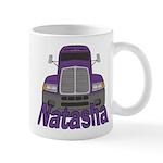 Trucker Natasha Mug