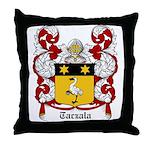 Taczala Coat of Arms Throw Pillow