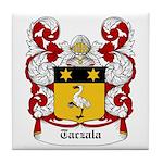 Taczala Coat of Arms Tile Coaster