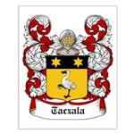 Taczala Coat of Arms Small Poster