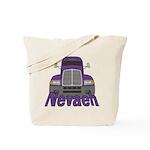 Trucker Nevaeh Tote Bag