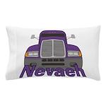 Trucker Nevaeh Pillow Case