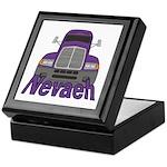 Trucker Nevaeh Keepsake Box