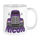 Trucker Nicole Mug