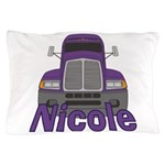 Trucker Nicole Pillow Case