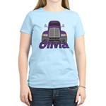 Trucker Olivia Women's Light T-Shirt
