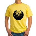 Ancient of Days Yellow T-Shirt