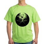 Ancient of Days Green T-Shirt