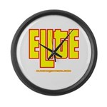 ELITE 1 Large Wall Clock