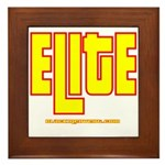 ELITE 1 Framed Tile