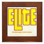 ELITE 1 Framed Tile