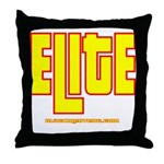 ELITE 1 Throw Pillow