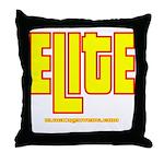 ELITE 1 Throw Pillow