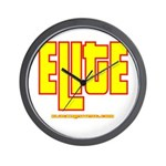 ELITE 1 Wall Clock