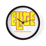 ELITE 1 Wall Clock
