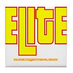 ELITE 1 Tile Coaster