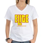ELITE 1 Women's V-Neck T-Shirt