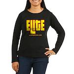 ELITE 1 Women's Long Sleeve Dark T-Shirt
